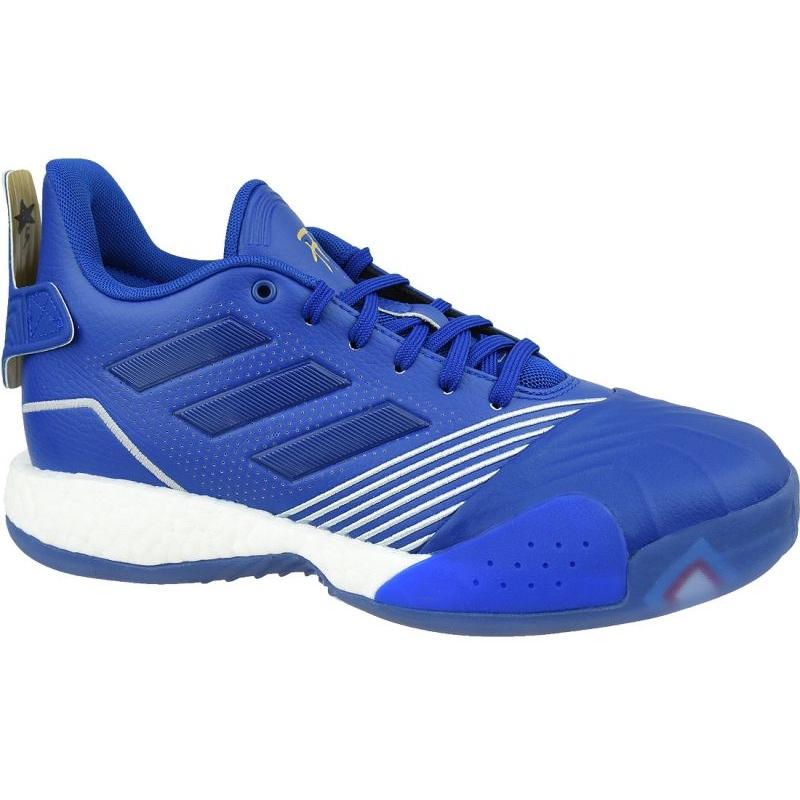 Basketball shoes adidas T-Mac Millennium M G27748 blue multicolored