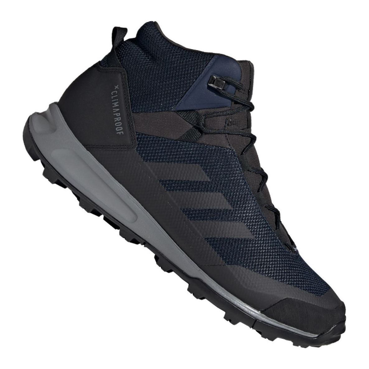 Adidas Terrex Tivid Mid Cp M G26518 shoes black navy