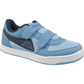 Kappa Trooper Light Sun Jr 260536K-6467 shoes blue