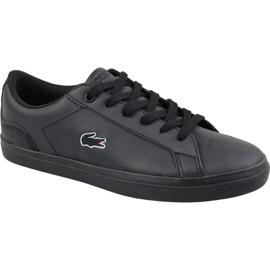 Lacoste Lerond Bl 2 Jr 737CUJ002702H shoes black