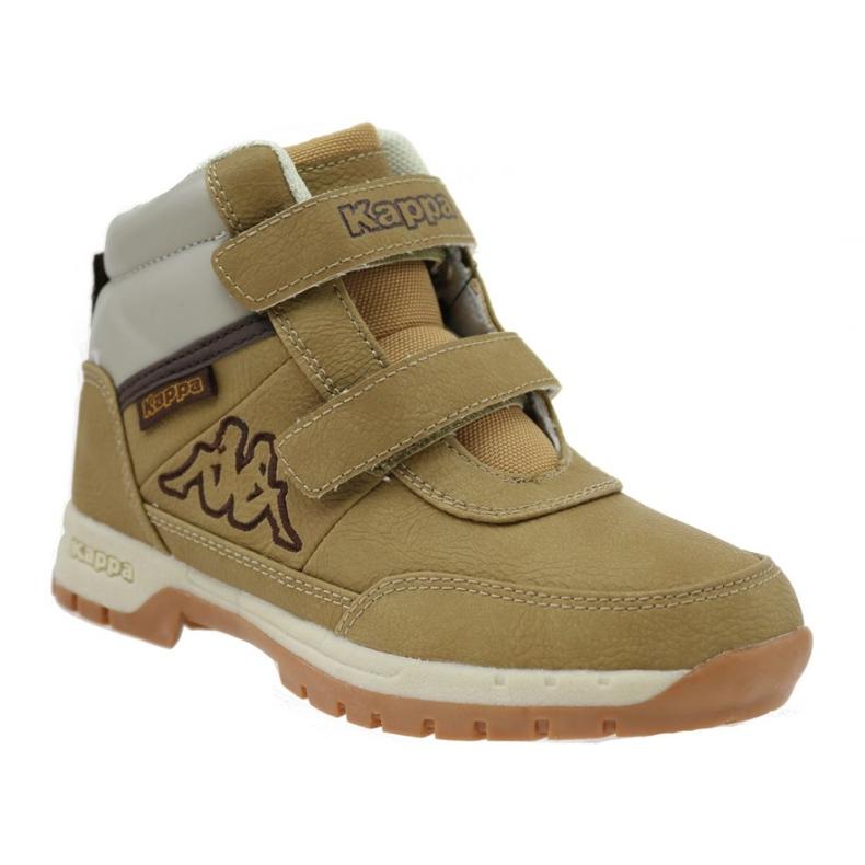 Kappa Bright Mid Fur K 260329K-4143 shoes beige