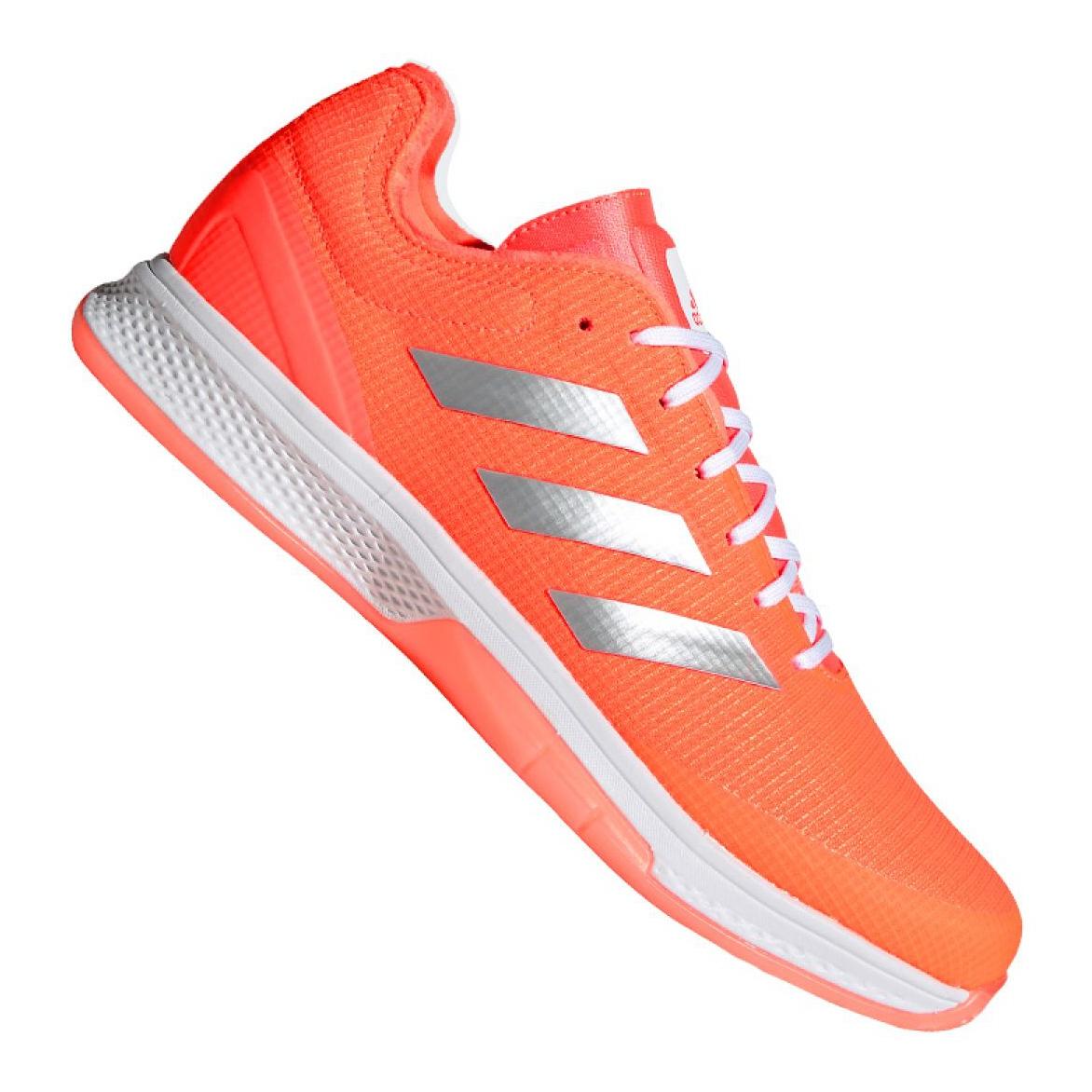 función tabaco pasillo  Adidas Counterblast Bounce M EH0851 shoes orange multicolored - ButyModne.pl