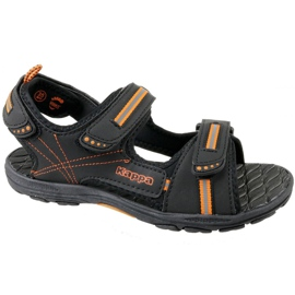 Kappa Korfu K 260448K-1144 shoes black
