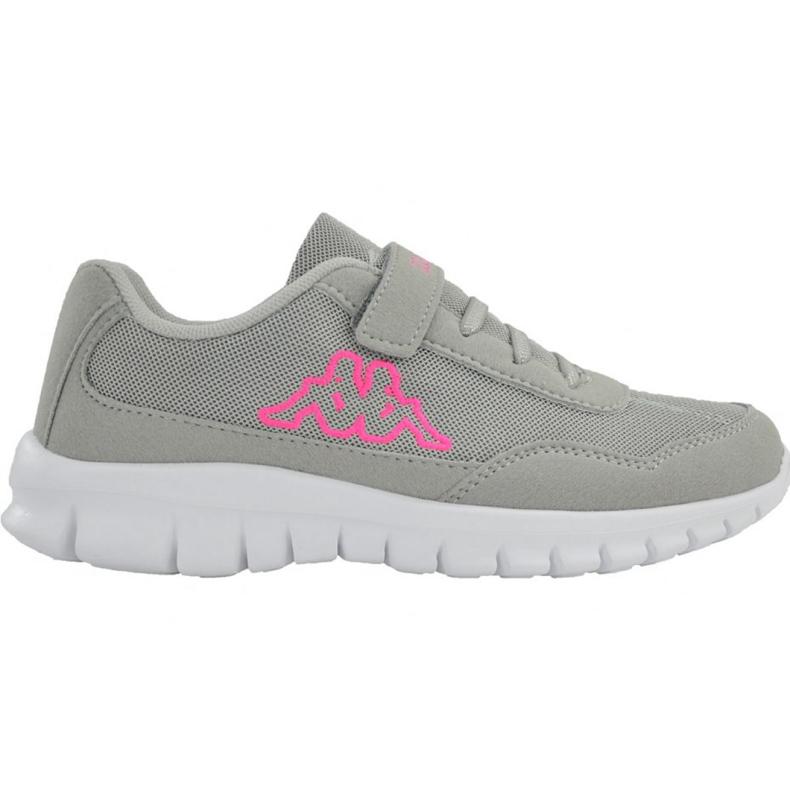 Kappa Follow K Jr 260604K 1422 shoes grey