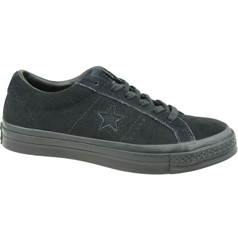 Converse One Star Ox M 162950C shoes black