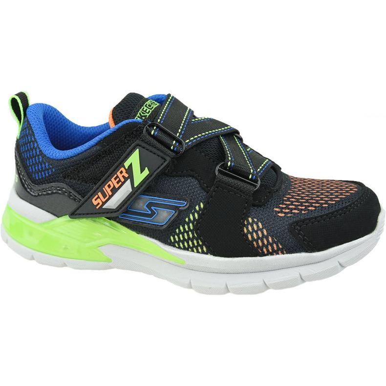 Skechers Erupters Ii Jr 90552L-BBLM shoes black multicolored
