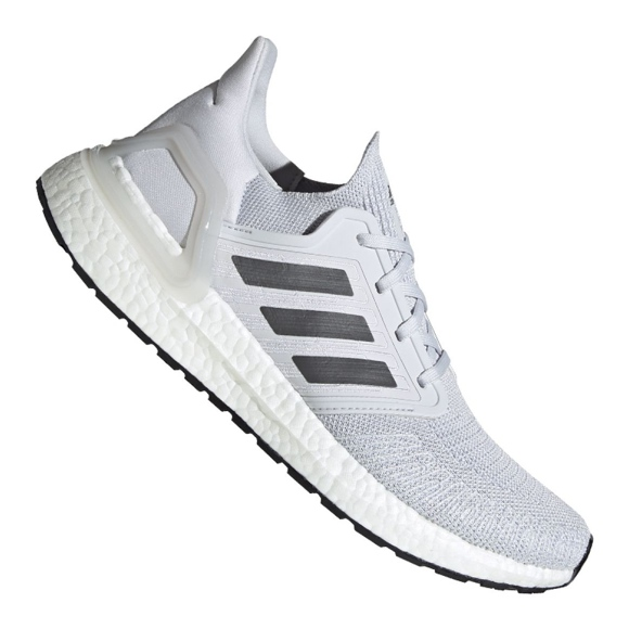 Adidas UltraBoost 20 M EG0694 shoes grey
