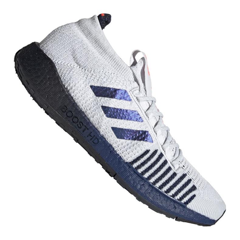 Adidas PulseBoost Hd M EG0978 shoes grey