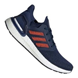 Adidas UltraBoost 20 M EG0693 shoes navy