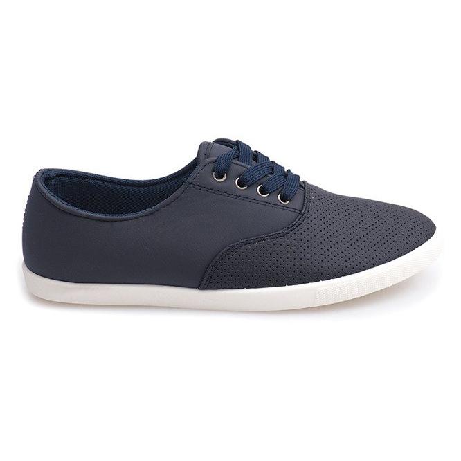 Men's Sneakers BCM15008 Navy