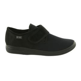 Befado men's shoes pu 036M006 black