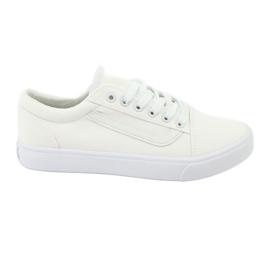 AlaVans Atletico 18081 tied sneakers white