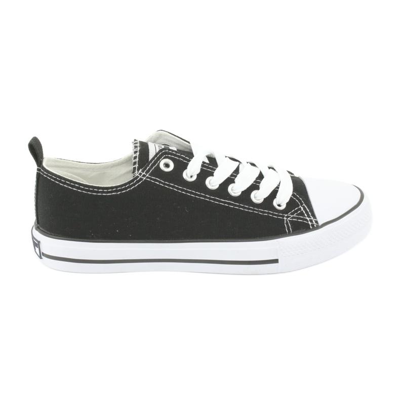 Black American Club LH04 sneakers