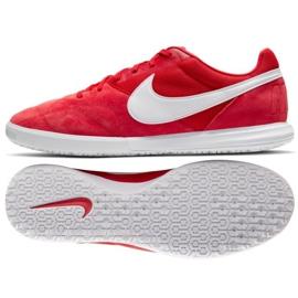 Indoor shoes Nike Premier Sala Ic M AV3153-611 red black