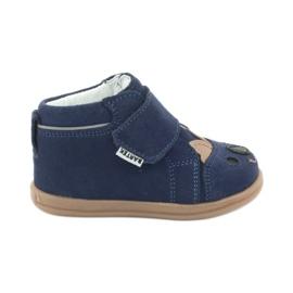 Panda Bartek 71150 velcro boots navy