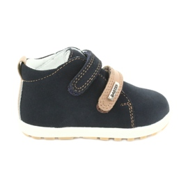 Preventive boys' shoes Bartek 11773 navy