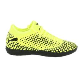Puma Future 4.4 Tt M 105690 03 football shoes yellow