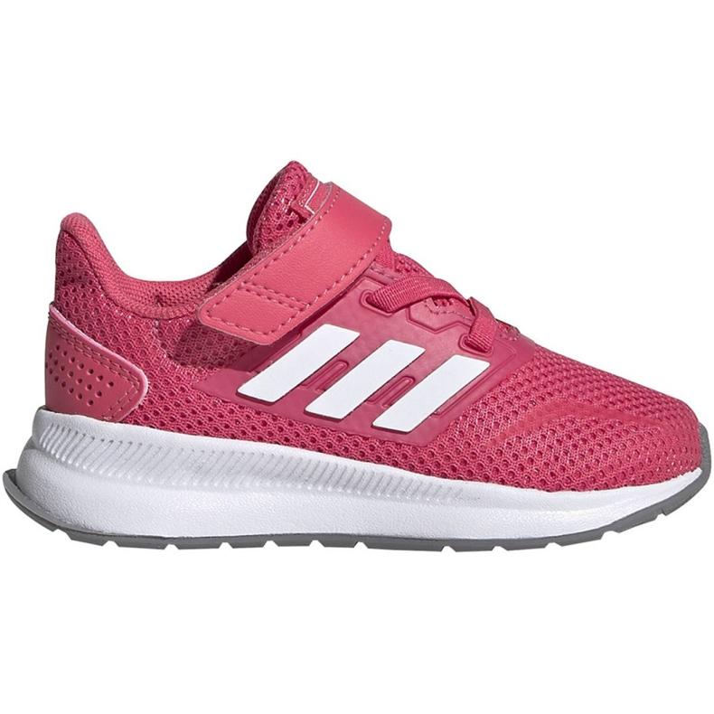 Adidas Runfalcon I Jr EG2227 shoes pink