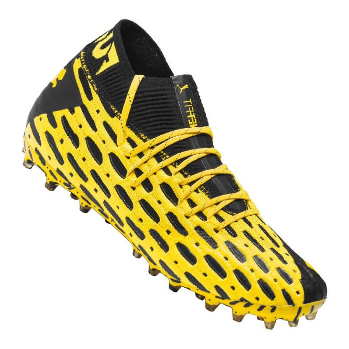 Puma Future 5.1 Netfit Mg M 105790-03 shoes multicolored yellow
