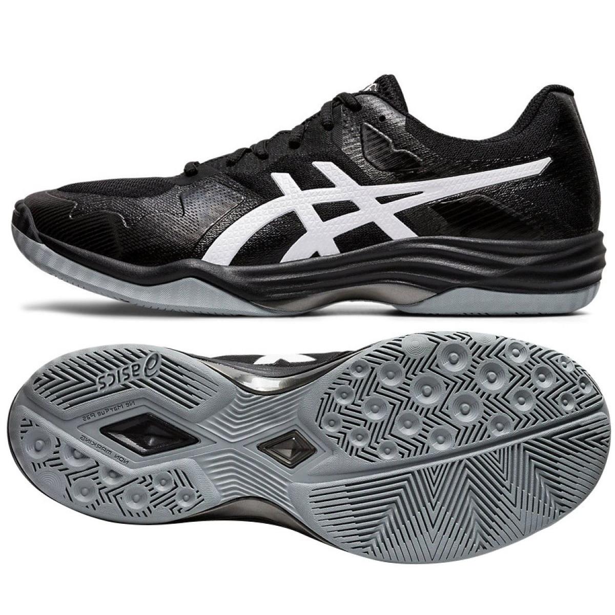 Asics Gel Tactic M 1071A031-003 shoes black black