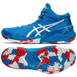Volleyball shoes Asics Gel Volley Elite Ff Mt M B750N 400