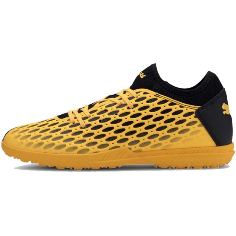 Puma Future 5.4 Tt M 105803 03 football shoes yellow yellow
