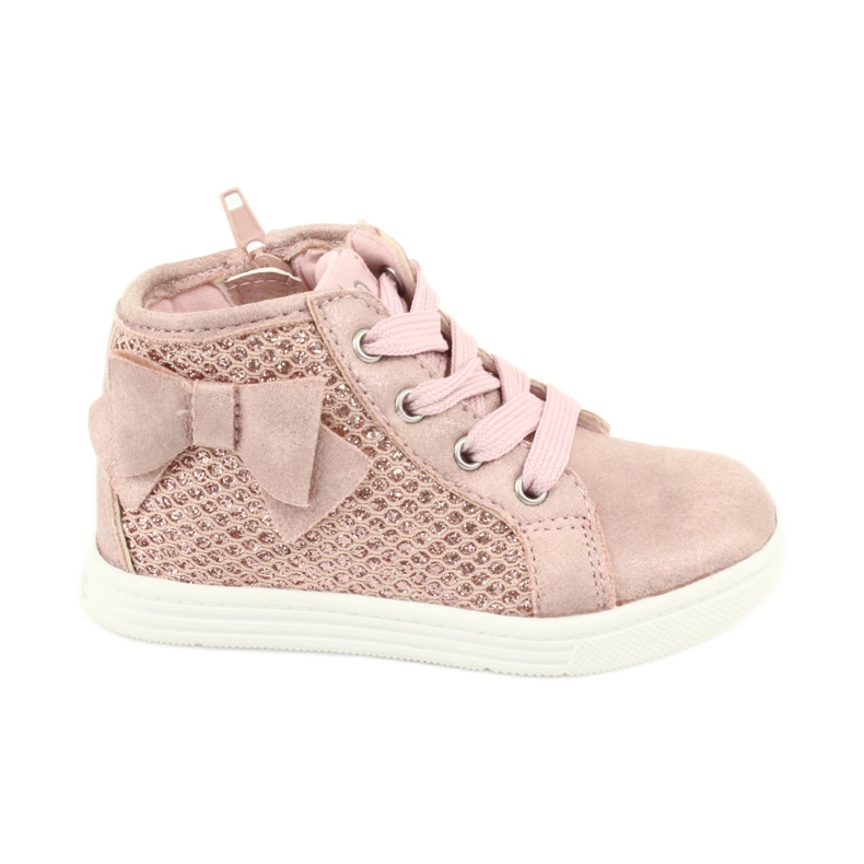 American Club girls' sports shoes GC17 pink