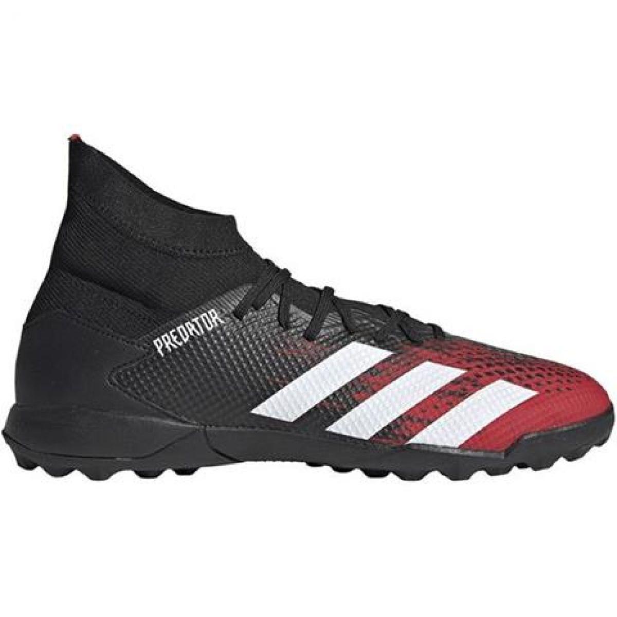 Adidas Predator 20.3 Tf M EF2208 football shoes multicolored black