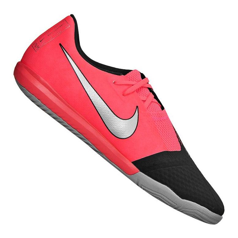 Nike Phantom Vnm Academy Ic M AO0570-606 shoes red multicolored