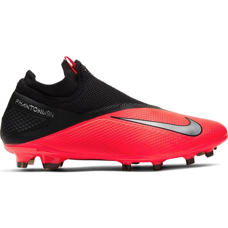 Nike Phantom Vsn 2 Pro Df Fg M CD4162-606 football shoes red red