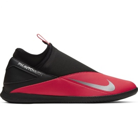 Indoor shoes Nike Phantom Vsn 2 Club Df Ic M CD4169-606 red multicolored