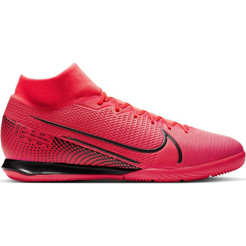 Nike Mercurial Superfly 7 Academy Ic M AT7975-606 indoor shoes red red