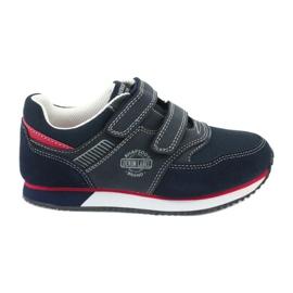 American Club Sport shoes American navy blue RH20 red