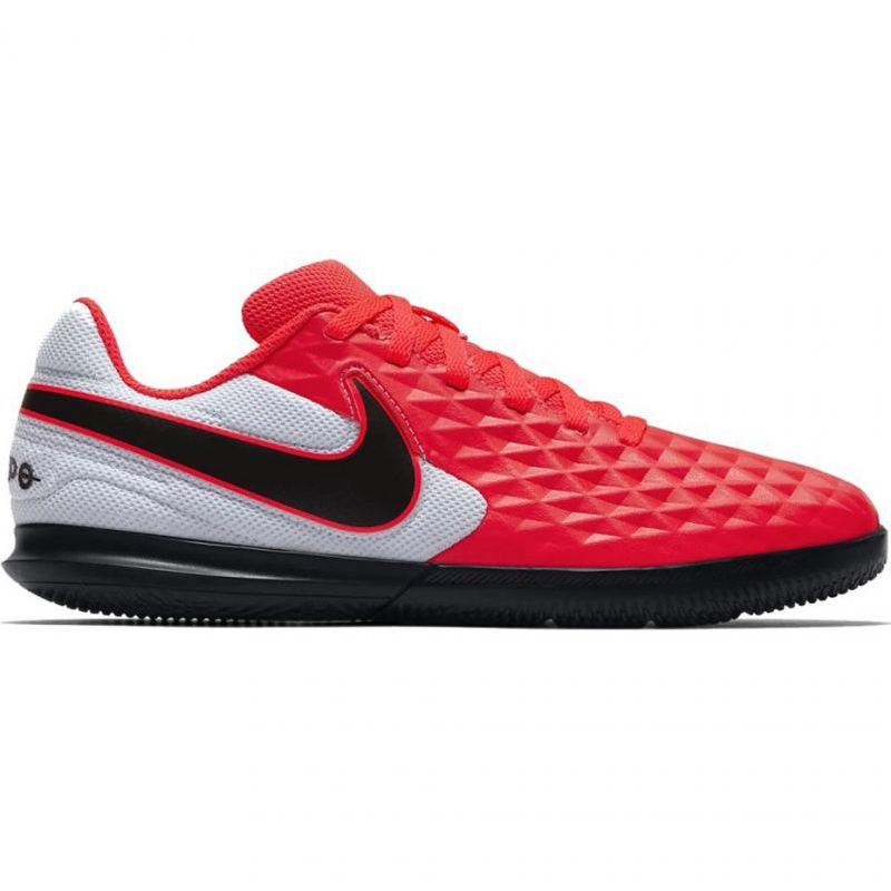 suéter todos los días reservorio  Nike Tiempo Legend 8 Club Ic Jr AT5882-606 indoor shoes red multicolored -  ButyModne.pl