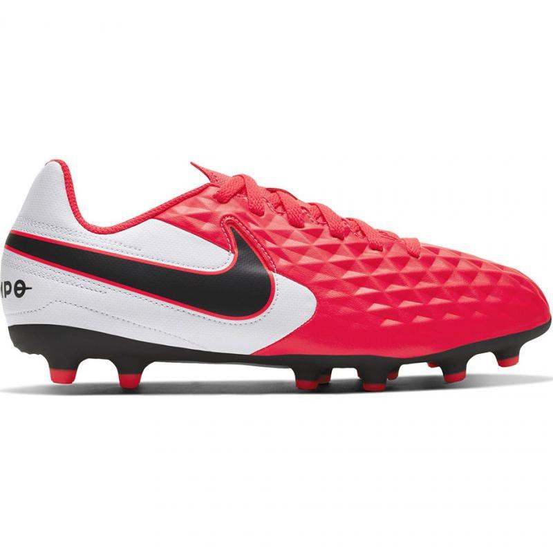 Guijarro Incompetencia Regan  Nike Tiempo Legend 8 Club FG / MG Jr AT5881-606 football shoes red red -  ButyModne.pl