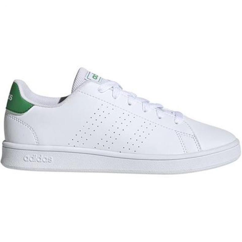 Adidas Advantage K Jr EF0213 shoes white