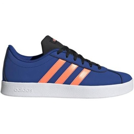 Adidas Vl Court 2.0 K Jr EG2003 shoes blue