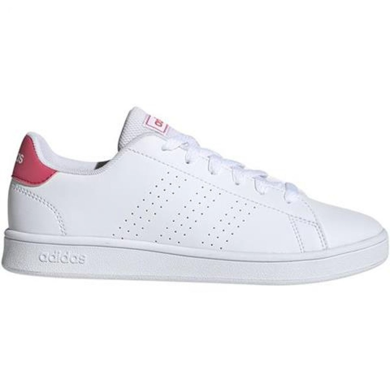 Adidas Advantage K Jr EF0211 shoes white