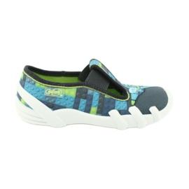 Befado children's shoes 290X192 blue grey green