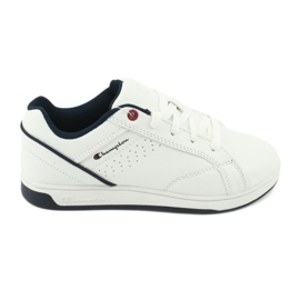 Champion Ace Court Tennis As Jr 168015-D10 shoes white navy