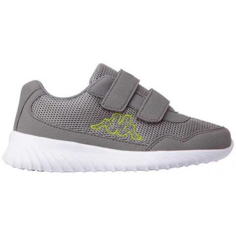 Kappa Cracker Ii K Jr 260647K 1633 shoes grey
