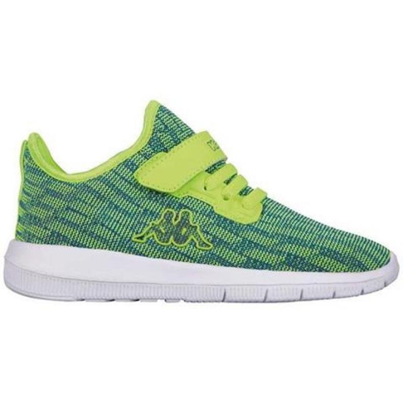 Kappa Gizeh Jr 260597K 3360 shoes green