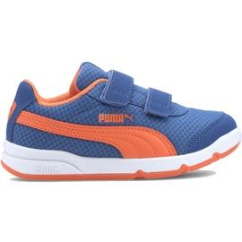 Shoes Puma Stepfleex 2 Mesh Ve V Ps Jr 192524 09 blue