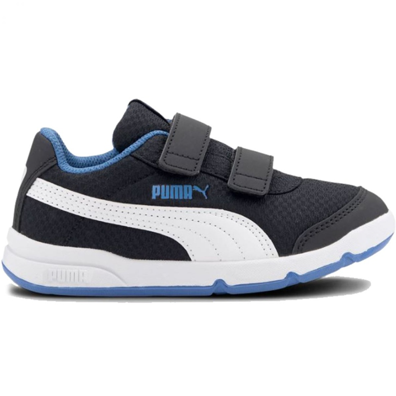 Shoes Puma Stepfleex 2 Mesh Ve V Ps Jr 192524 10 white black blue