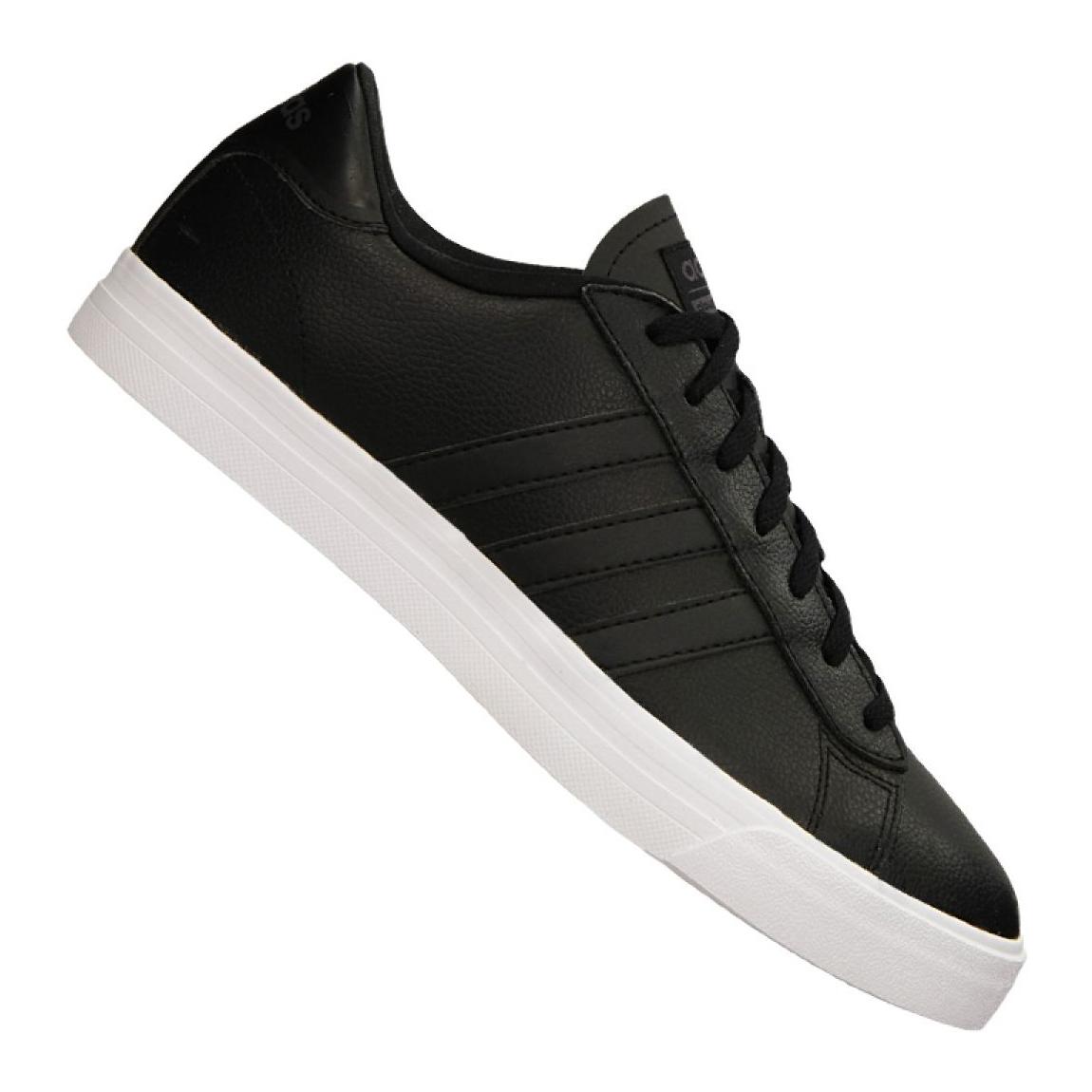 Adidas Cloudfoam Super Daily M B74255 shoes black