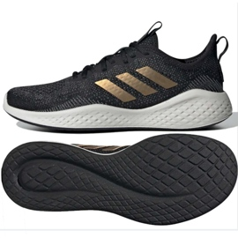 Adidas Fluidflow W EG3675 shoes black
