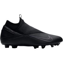 Nike Phantom Vsn 2 Club DF / MG M CD4159-010 football shoes black black