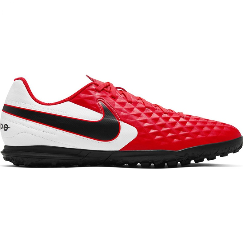 Nike Tiempo Legend 8 Club Tf M AT6109-606 football shoes red red
