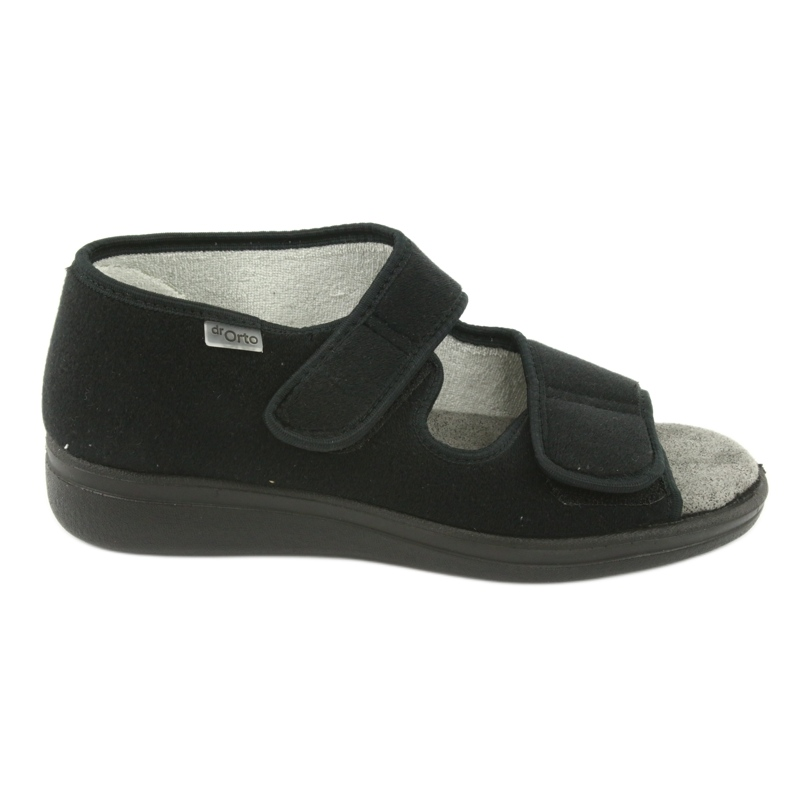 Dr.Orto Befado women's shoes 070D001 black