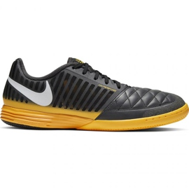 Nike LunarGato Ii Ic M 580456-018 indoor shoes black black